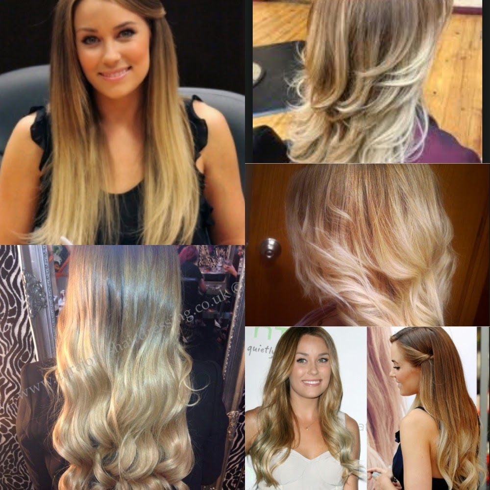 Hair Inspiration // Ombre