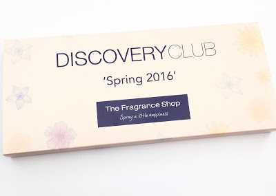 The Fragrance Shop // Discovery Box