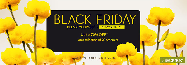 Yves Rocher Black Friday Event*