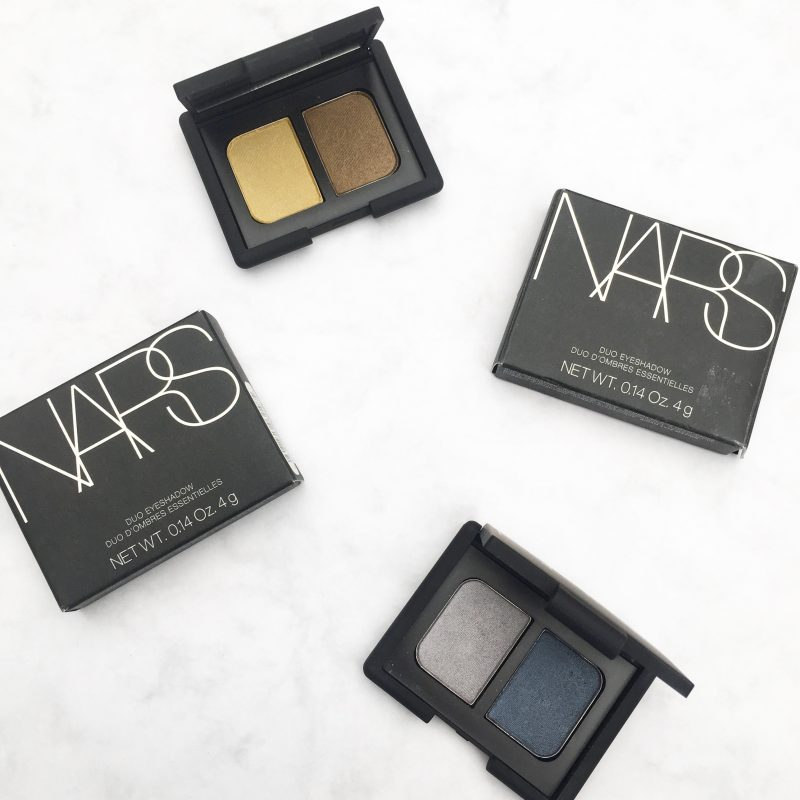 Review // NARS Duo Eye Shadow Palette