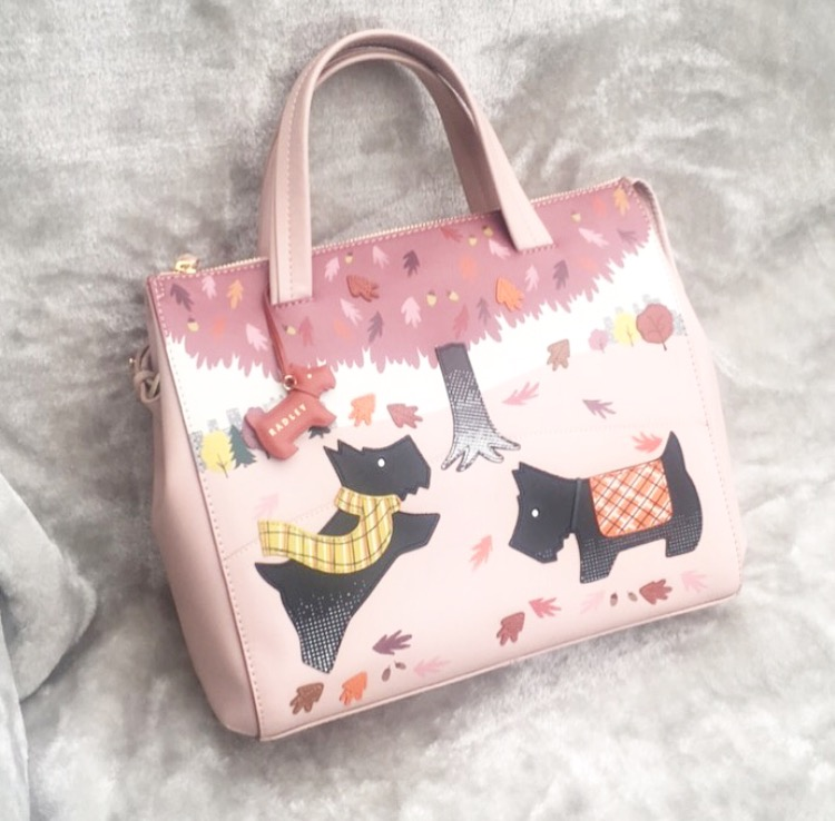 Review: Radley Autumn Days Large Zip-Top Multiway Handbag